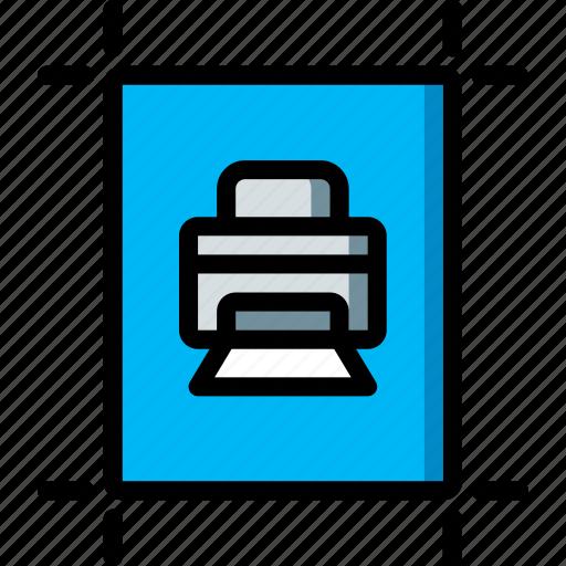 crop, desktop, drawing tool, marks, publishing icon