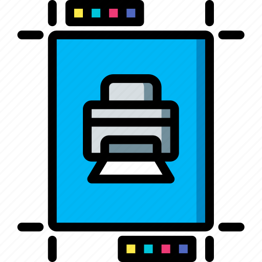 Colour, desktop, drawing tool, publishing, registration icon - Download on Iconfinder