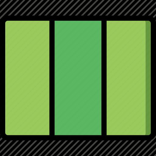 Columns, desktop, drawing, publishing, tool icon - Download on Iconfinder