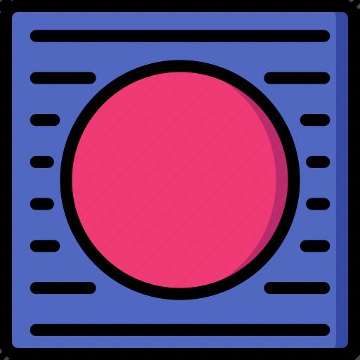 desktop, drawing tool, publishing, shape, text, wrap icon