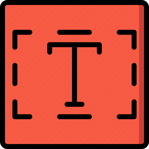 Desktop, drawing tool, frame, publishing, text icon - Download on Iconfinder