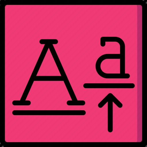 Baseline, desktop, drawing tool, publishing, shift icon - Download on Iconfinder