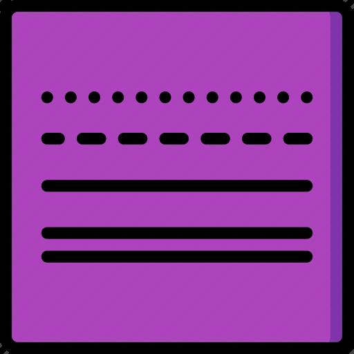 desktop, drawing, publishing, strokes, tool icon