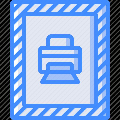 bleed, desktop, drawing, publishing, tool icon