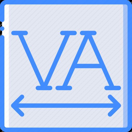 character, desktop, drawing tool, publishing, spacing icon