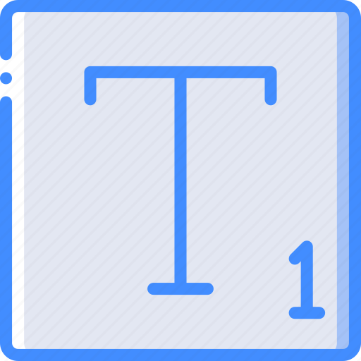 desktop, drawing, publishing, subscript, tool icon