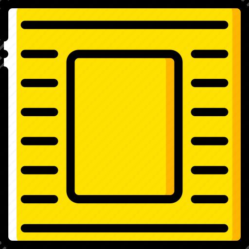 desktop, drawing tool, item, publishing, text, wrap icon