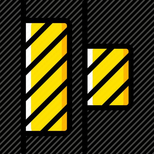 desktop, distribute, drawing tool, left, publishing icon