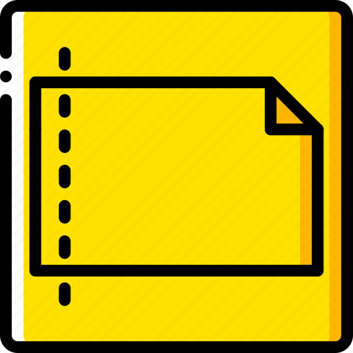Binding, desktop, drawing tool, edge, publishing, short icon - Download on Iconfinder