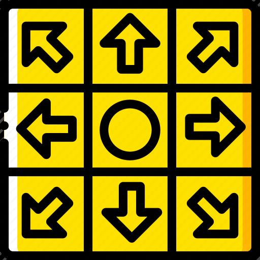 desktop, drawing tool, of, origin, point, publishing icon