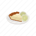 cake, dessert, food, lemon cake, lemon pie, pie icon