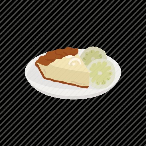 Cake, dessert, food, lemon cake, lemon pie, pie icon - Download on Iconfinder