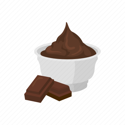 Chocolate, chocolate cake, cup, dessert, food, sweets icon - Download on Iconfinder