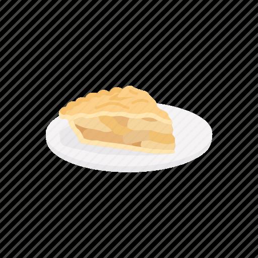 Apple pie, dessert, food, pie, snack icon - Download on Iconfinder