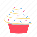 cake, dessert, donut, sweet, tasty icon