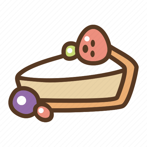 bakery, cheesecake, custard, dessert, sweet icon