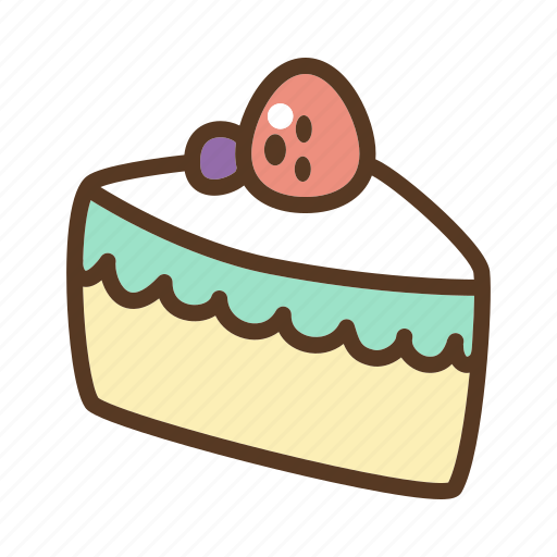 bakery, dessert, food, mousse cake, sweet icon