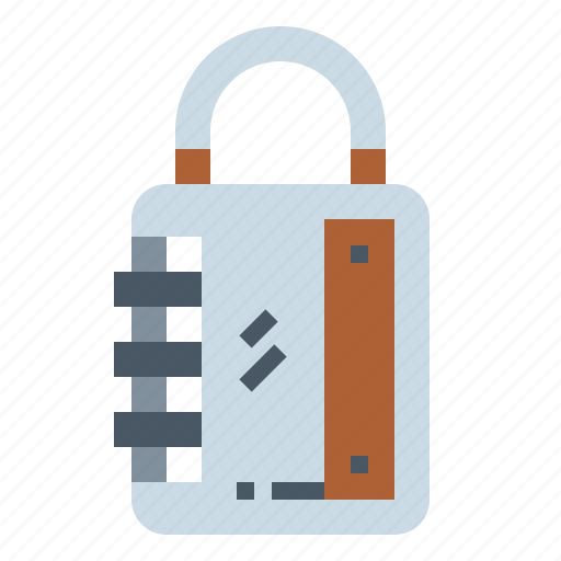 locked, padlock, secure, security icon