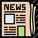 article, headline, journal, media, newspaper