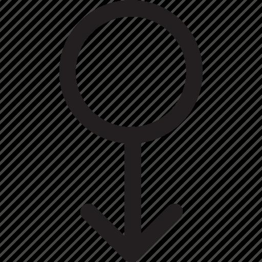 female, gender, male, person, sex, sign icon
