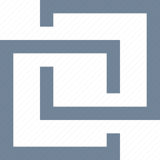combine, cooperation, element, frame, programing, tandem, togetherness icon