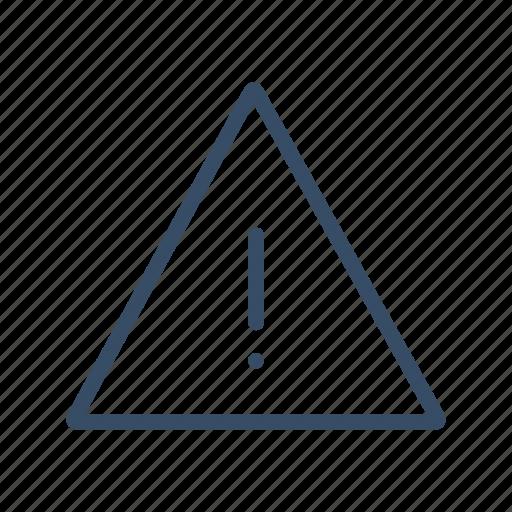 alert, alert status, attention, notification, status, warning icon