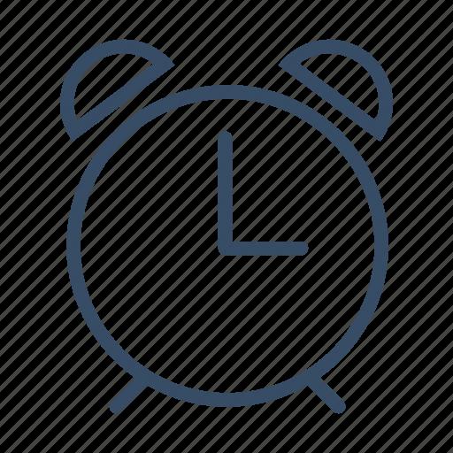 alarm, alarm clock, alert, clock, schedule, time, timer icon