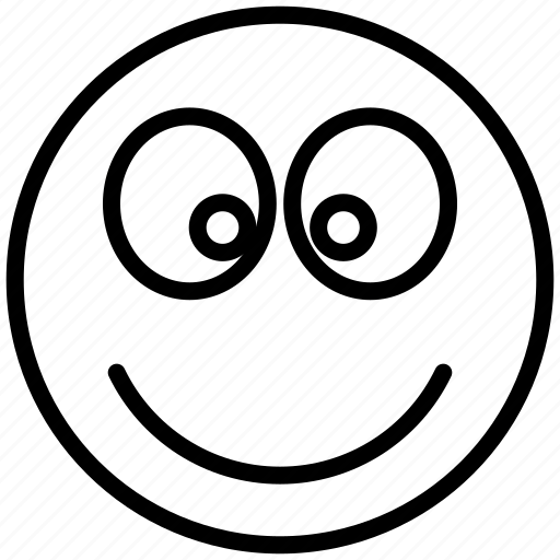 emoticon, face, good, happy, like, lucky, ok, positive, smile, smiley icon
