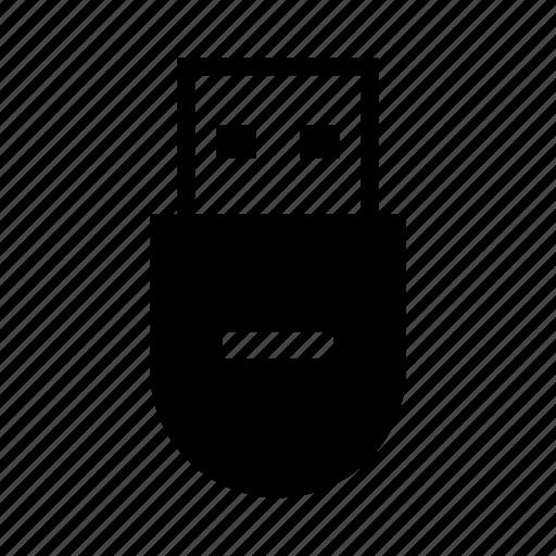 card, clear, delete, erase, remove, storage, usb icon
