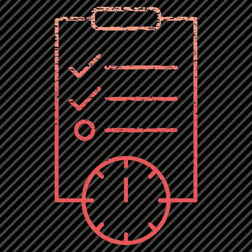 deadline, development, startup, survey, timer icon