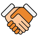 business, contract, deal, finance, startup icon