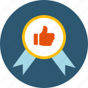 achivement, advantages, award, certified, choice, grant, quality, success, trendy, winner icon