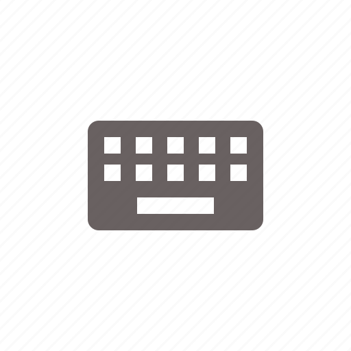 device, input, keyboard icon