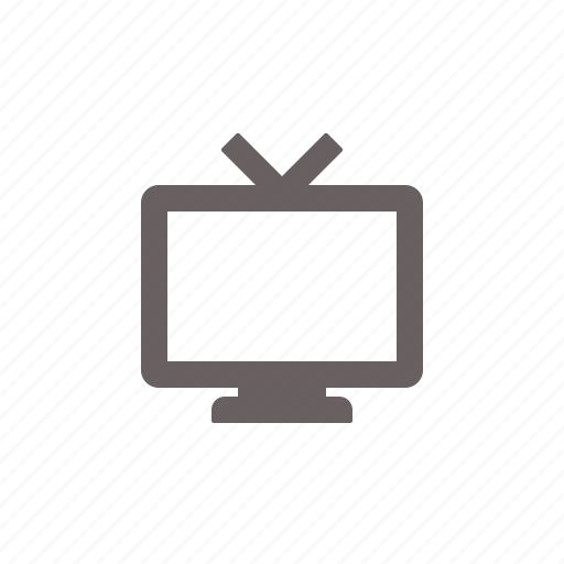 device, television icon