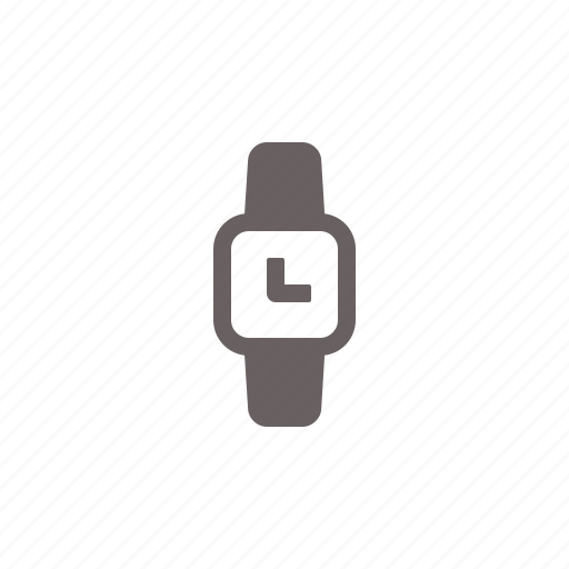 device, smartwatch, square, watch icon