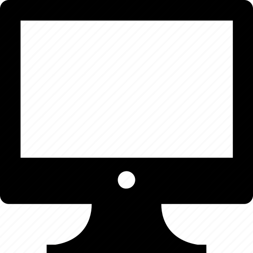 computer, computers, device, imac, monitor, screen, technology icon icon