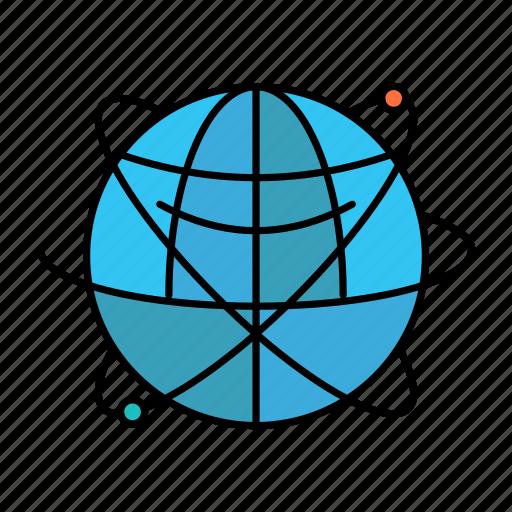 Business, data, global, globe, internet, resources, world icon - Download on Iconfinder