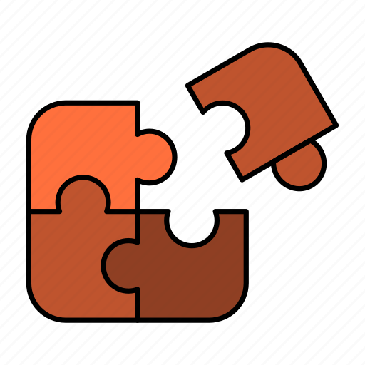 Business, jigsaw, match, piece, puzzle, success icon - Download on Iconfinder