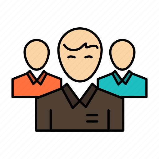 Business, ceo, executive, leader, leadership, person, team icon - Download on Iconfinder