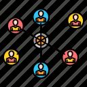 group, internet, social, wlan