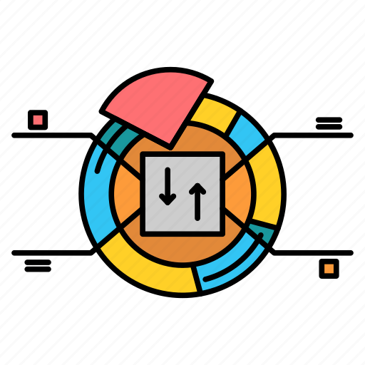 Chart, percentage, pie, report icon - Download on Iconfinder