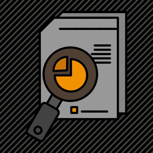 analysis, analytic, analytics, chart, data, graph, research icon