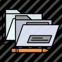date, file, folder, safe