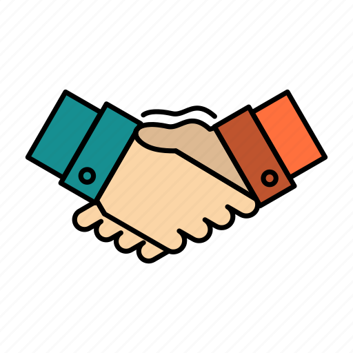 Agreement, business, hands, handshake, partners, partnership icon - Download on Iconfinder