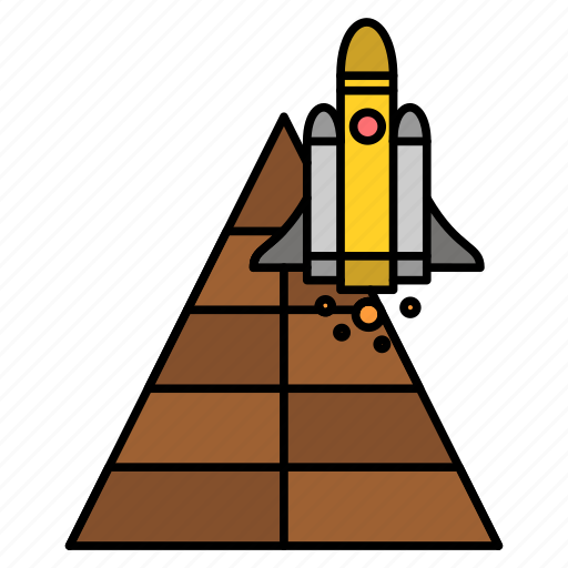 Aircraft, craft, launch, space, station icon - Download on Iconfinder