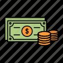 business, coins, dollar, finance, money