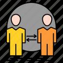 clone, duplicate, identity, man, user