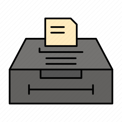 Archive, business, data, information icon - Download on Iconfinder