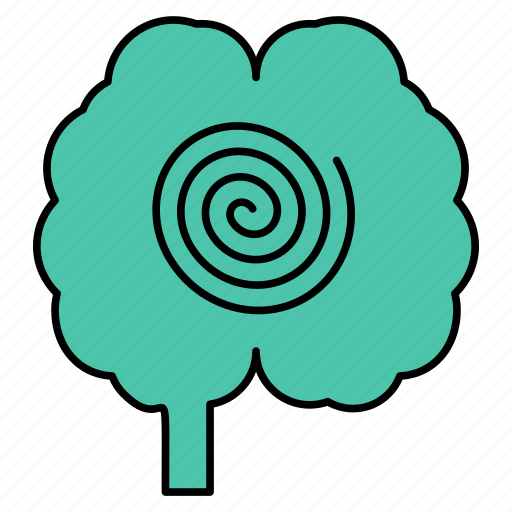 Brain, head, hypnosis, psychology icon - Download on Iconfinder