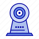 camera, hotel, security, webcam icon